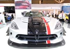 2016 Dodge Viper SRT GTC