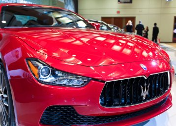 Maserati Ghibli S Q4 All Wheel Drive