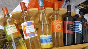 Sandbanks wine