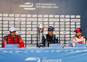 Hong Kong ePrix winners