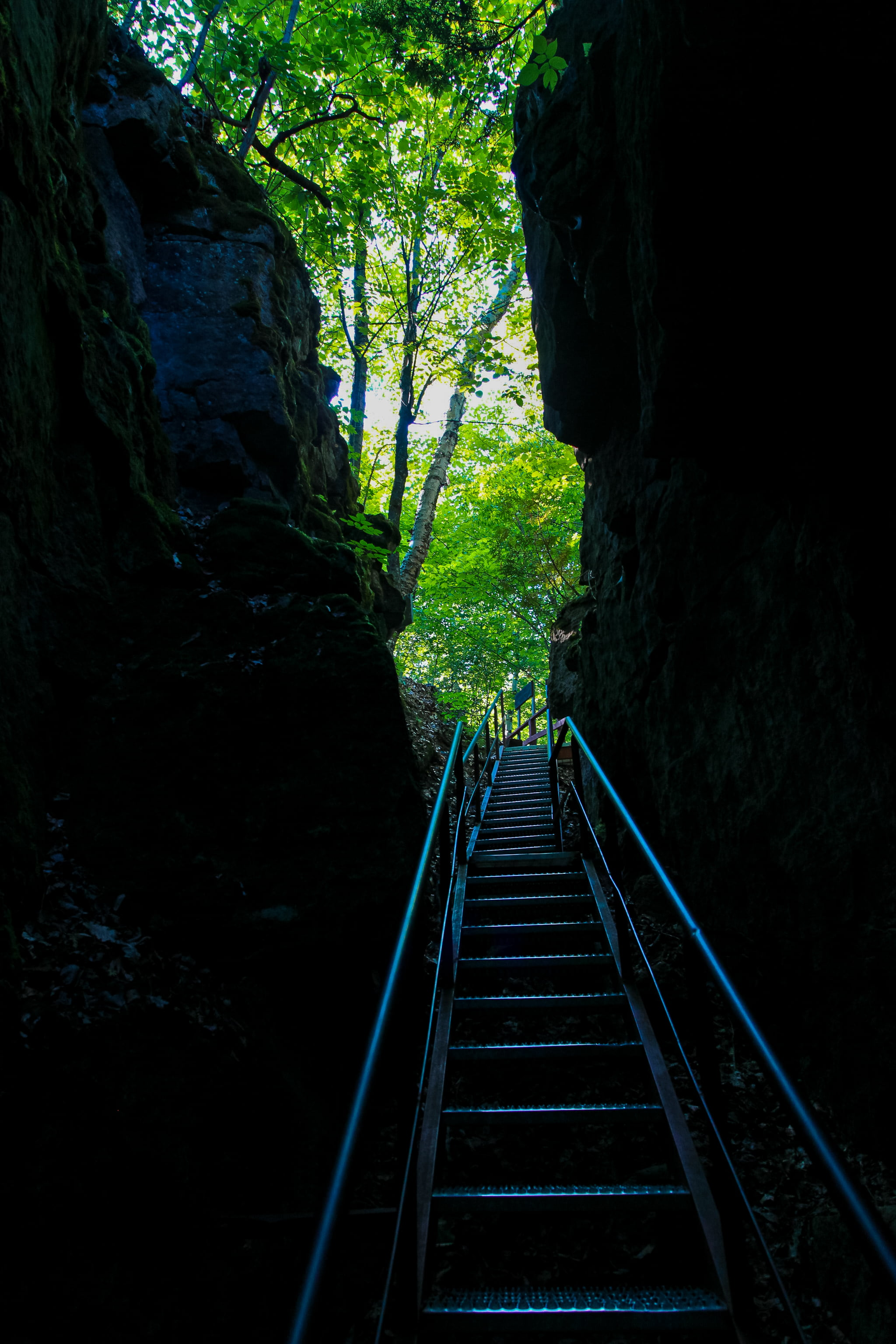 Scenic Caves