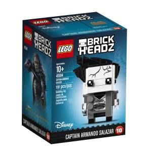 Captain Armando Salazar BrickHeadz