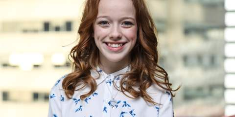 Amybeth McNulty