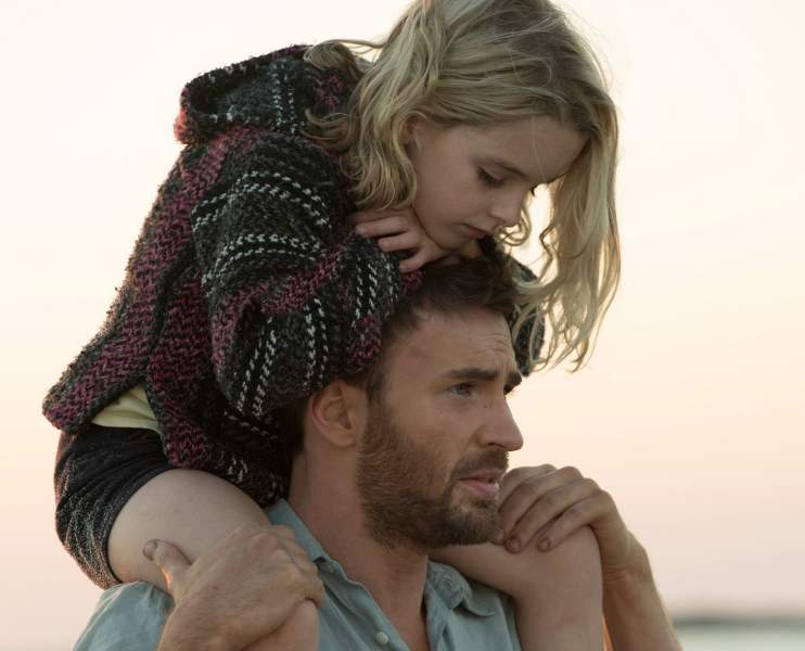 Gifted starring Chris Evans and Mckenna Grace