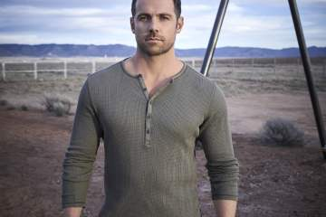 Dylan Bruce on Midnight, Texas