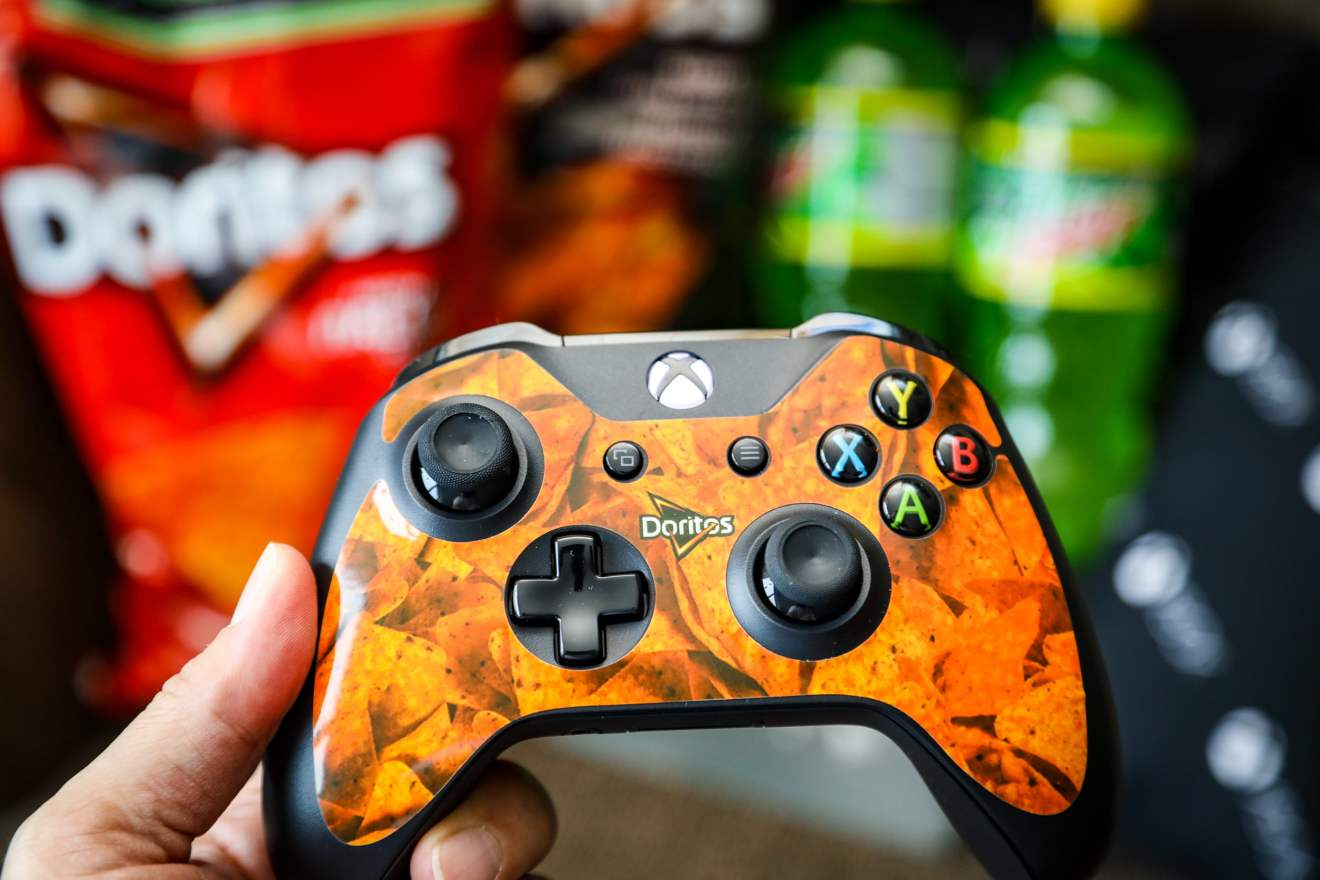 Doritos Xbox One controller