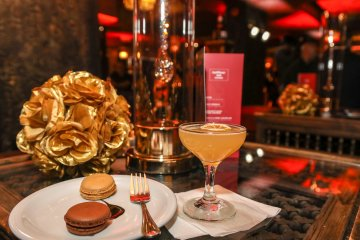 Grand Marnier Cordon Rouge Room | 2017