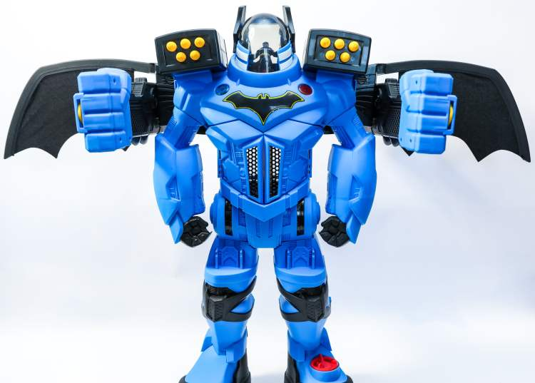 Imaginext DC Super Friends Batbot Xtreme