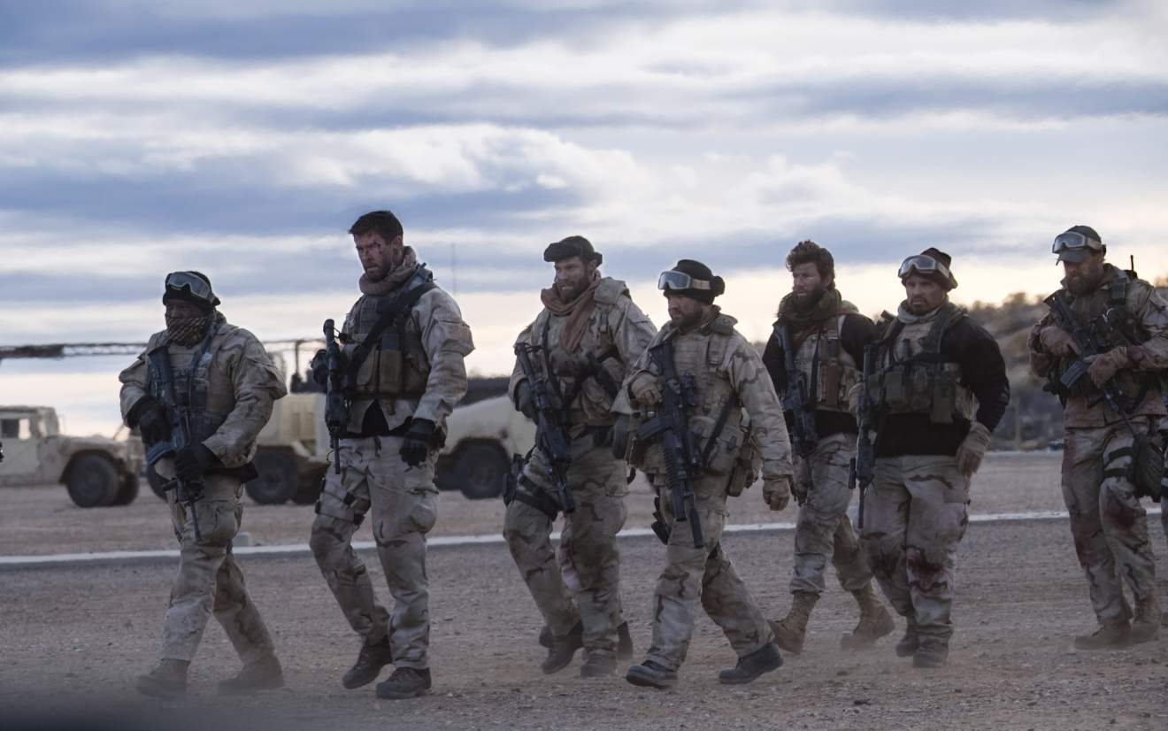 Review: '12 Strong'