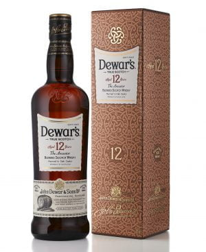 Dewar's 12 Year Old Whisky