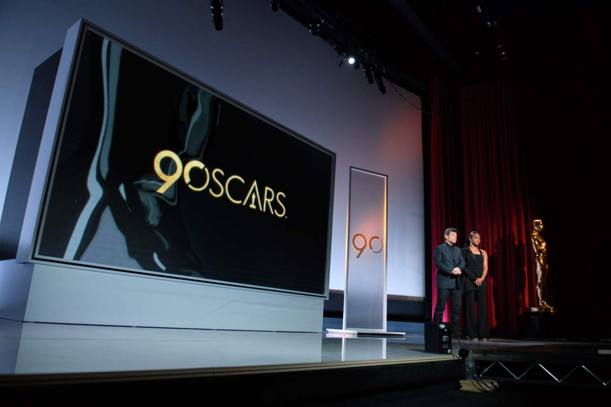 90th Oscars, Academy Awards Nominations