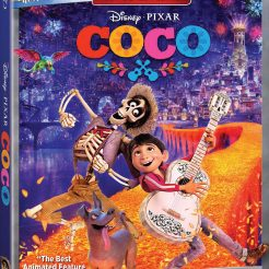 Coco on Blu-ray