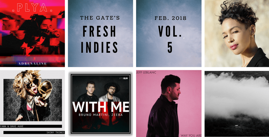 The GATE Fresh Indies Volume 5