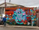 Clos' art in Tijuana