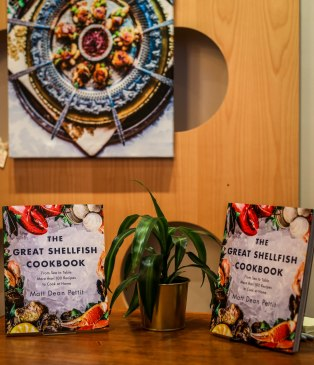 Matt Dean Pettit's The Great Shellfish Cookbook