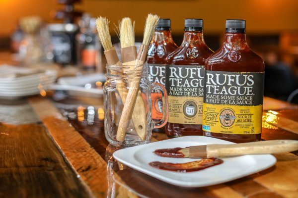 Rufus Teague BBQ sauces