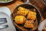 Cajun-Buttered Corn on the Cob