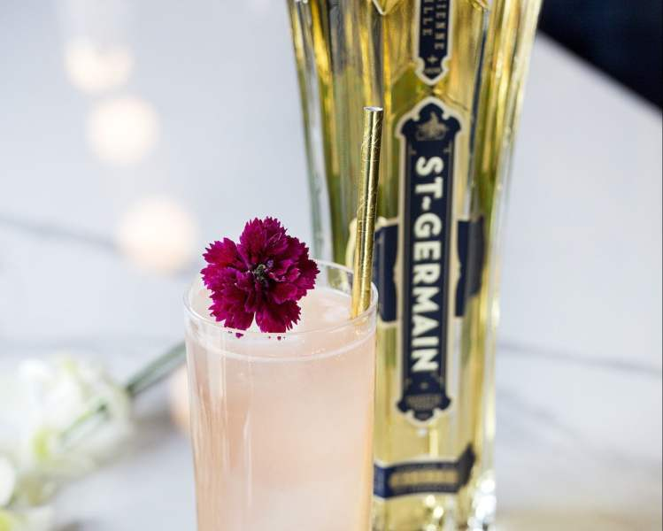 St-Germain Royal Spritz Cocktail