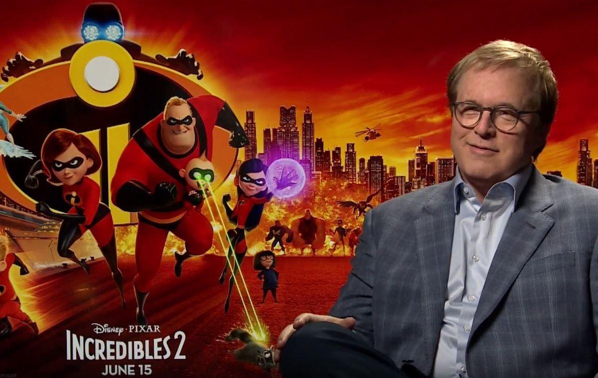 Director Brad Bird - Incredibles 2