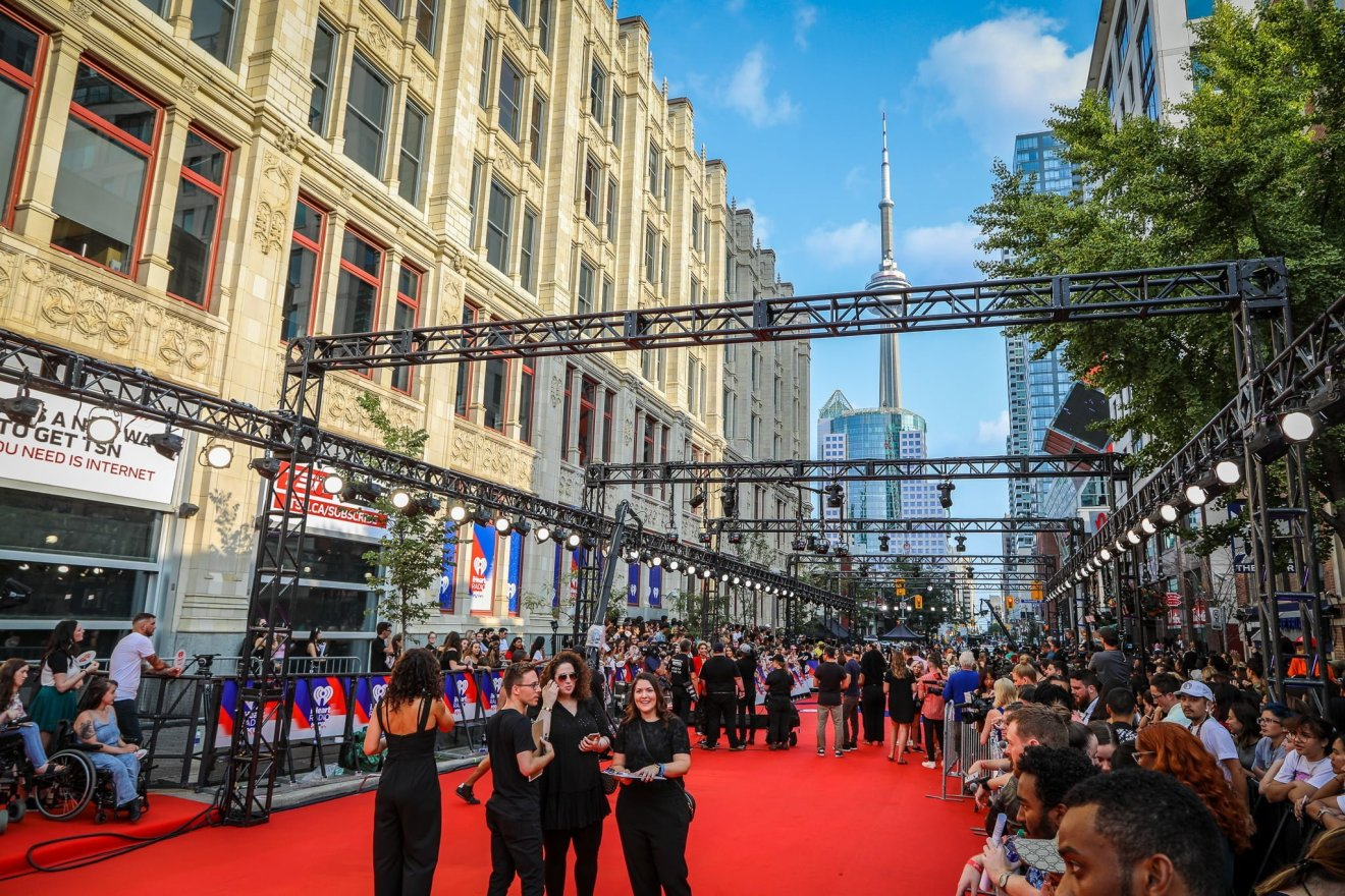 iHeartRadio MMVAs Red Carpet