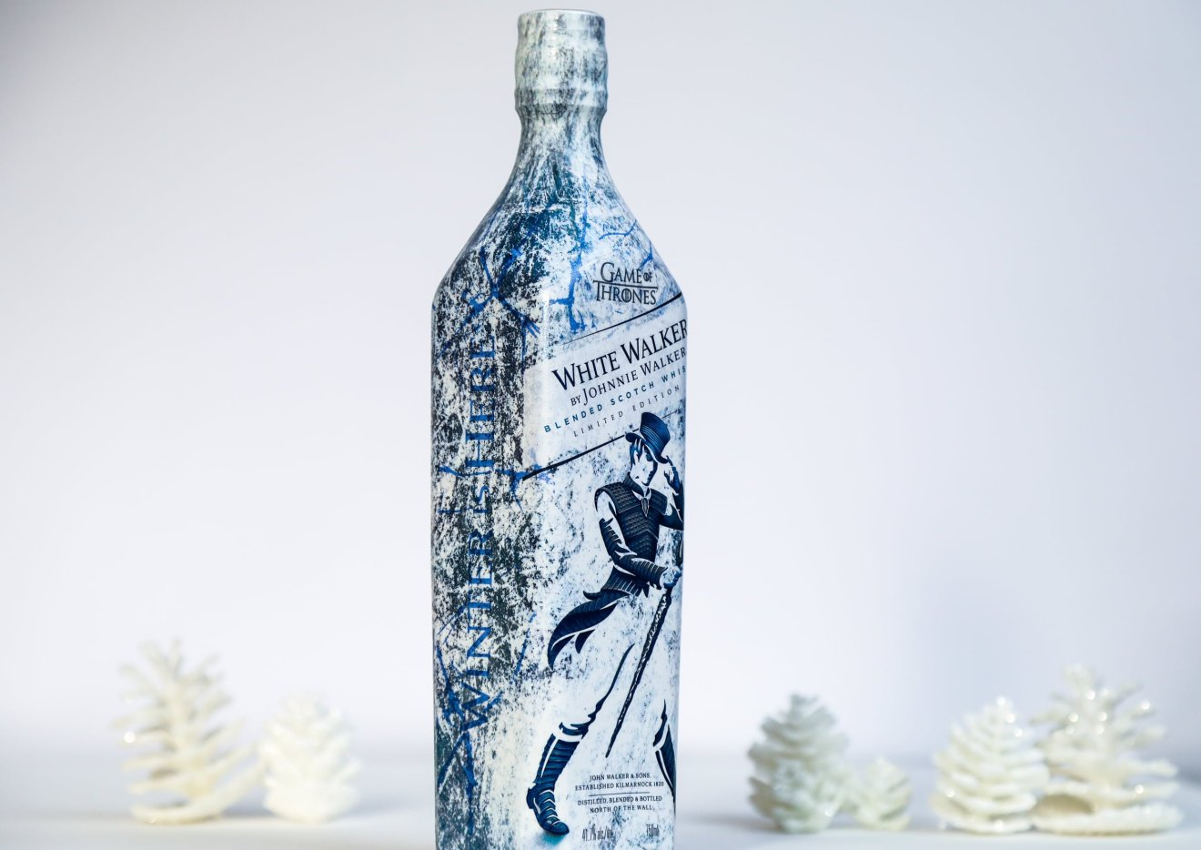 White Walker whisky by Johnnie Walker | Game Of Thrones