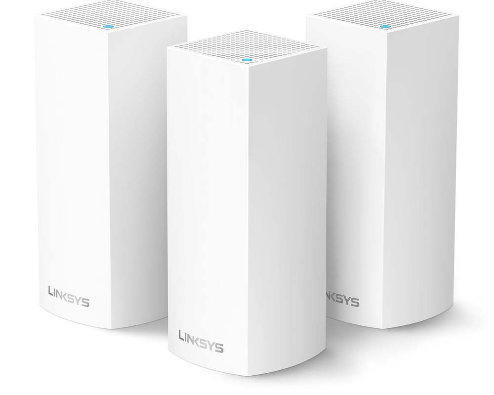 Linksys Velop Intelligent Mesh Wi-Fi three pack