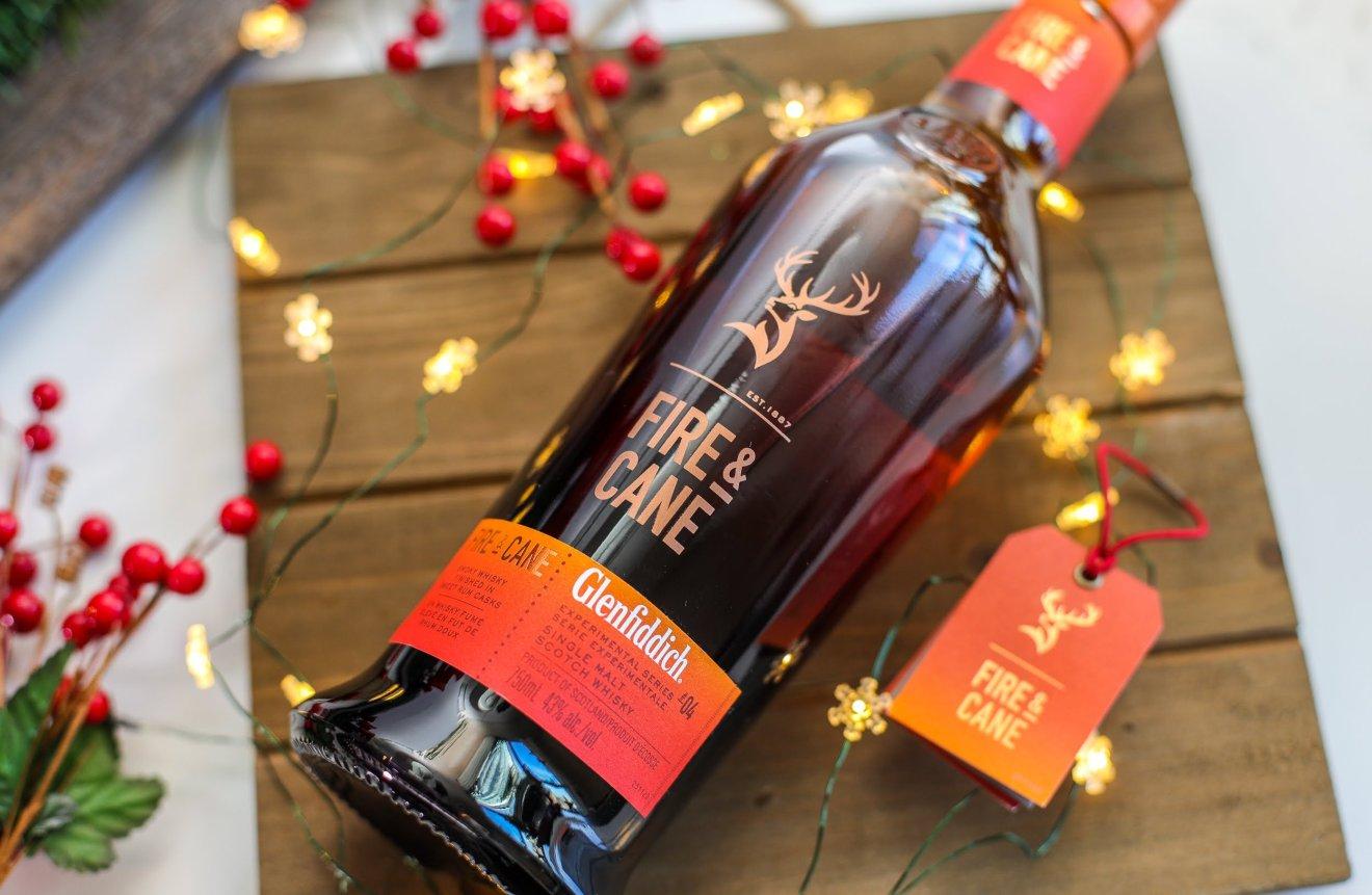 Glenfiddich Fire & Cane Scotch