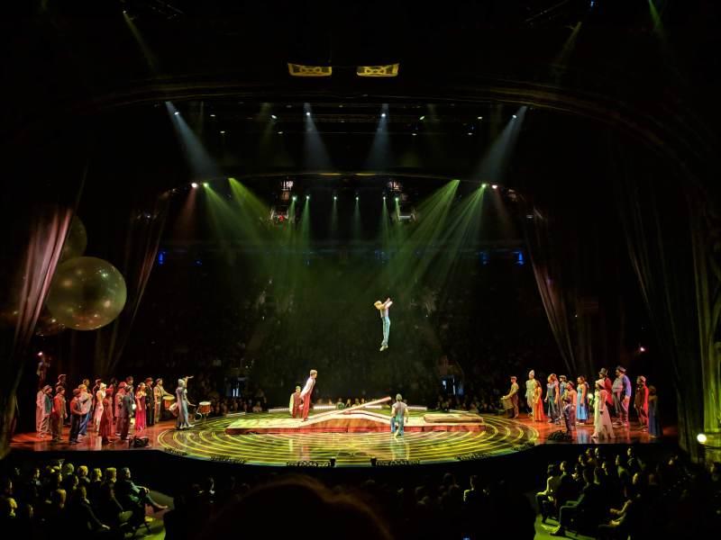 Mastercard and Cirque du Soleil's Corteo