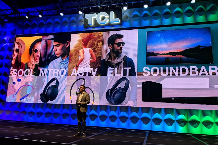 TCL Audio lineup