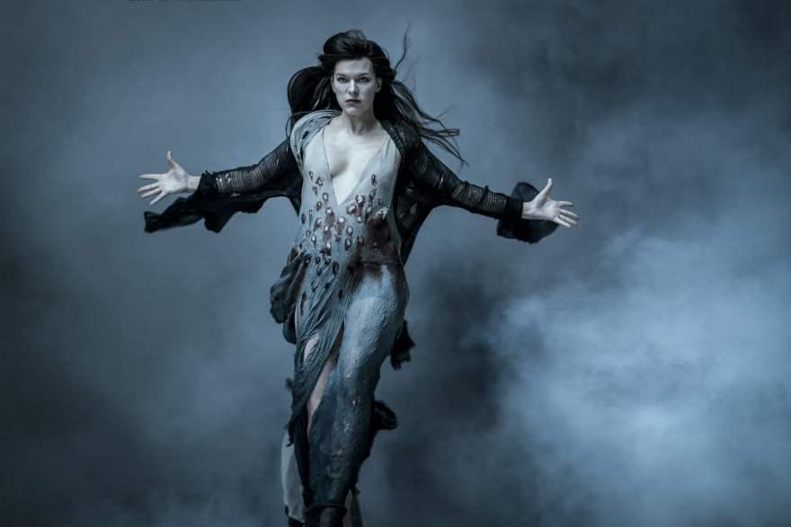 Milla Jovovich as Nimue