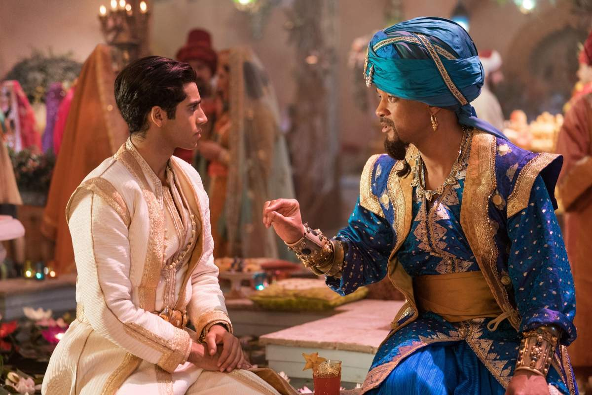 Review: Aladdin