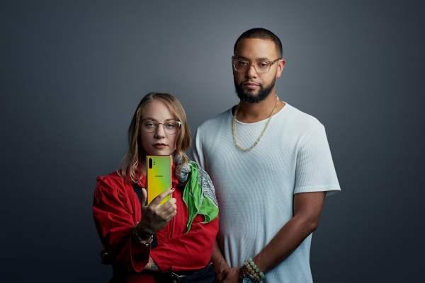 Kat Webber & Director X