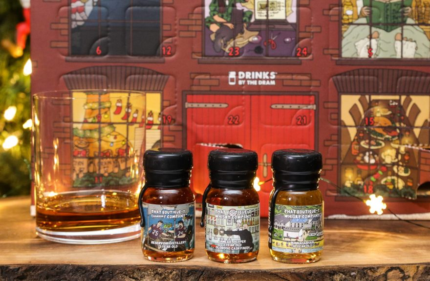 Drinks by the Dram x That Boutique-y Whisky Company advent calendar