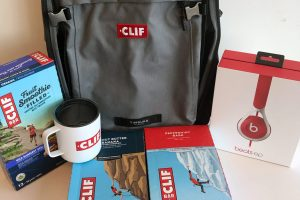 Clif Bar Holiday Giveaway