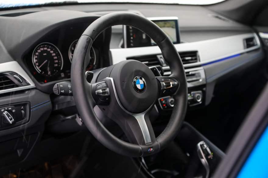 2020 BMW X1 xDrive28i with premium package enhanced