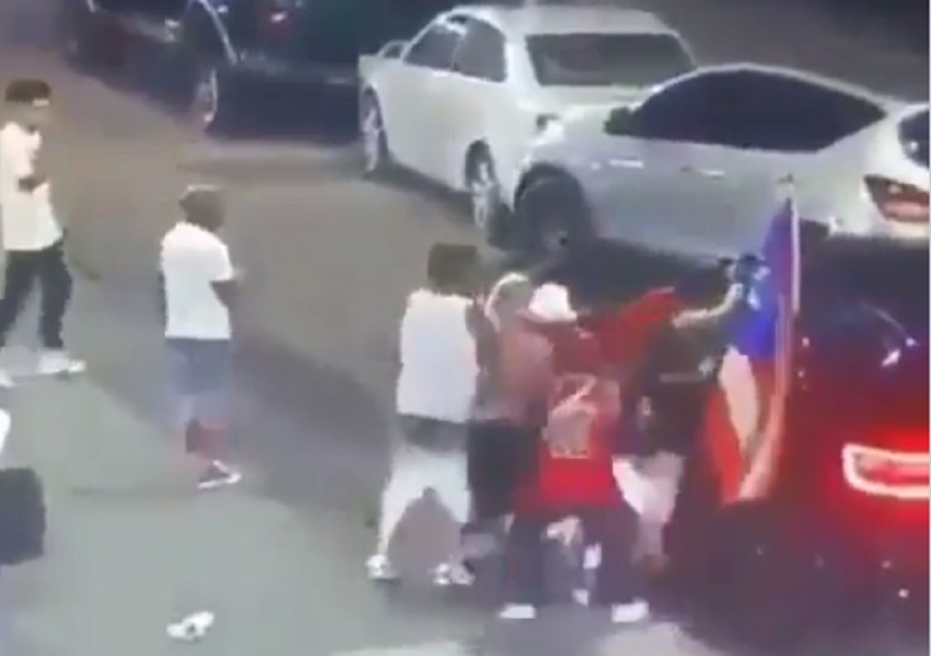 WATCH: HORRIFIC VIDEO: Puerto Rican Couple Yanked From Their Car and Shot By Mob of Black Men in Chicago