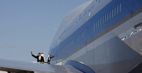 obama 747