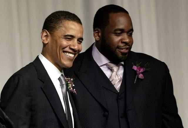 Obama and Kilpatrick
