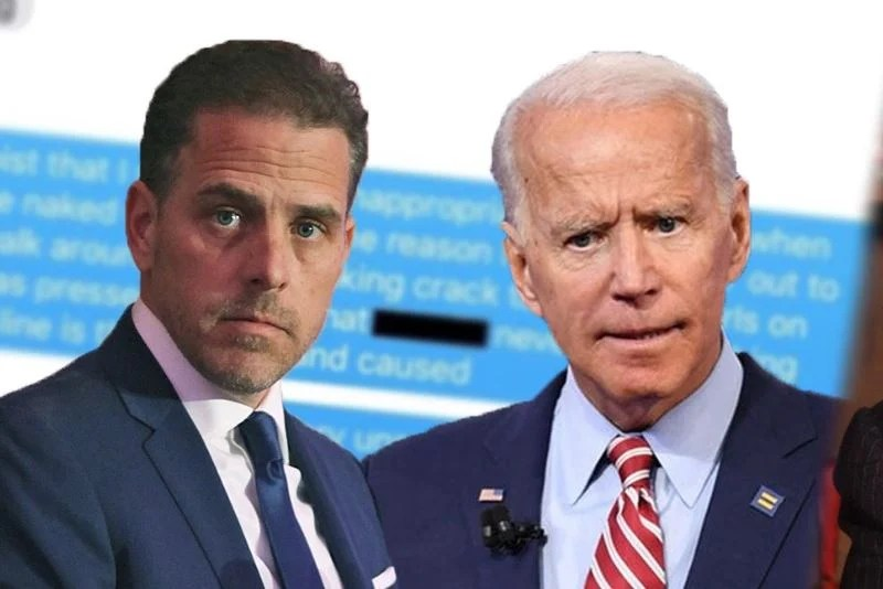 """""""It's a Disease From Mommy and Me"""" – Joe Biden Admits to Battle with Addiction in Newly Released Text Messages to Hunter"""
