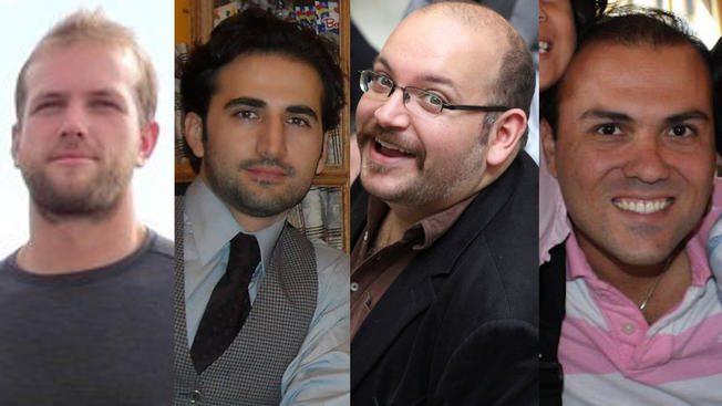 iran prisoners us