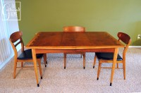 Found: Mid Century Lane Acclaim Dining Table and Chairs ...