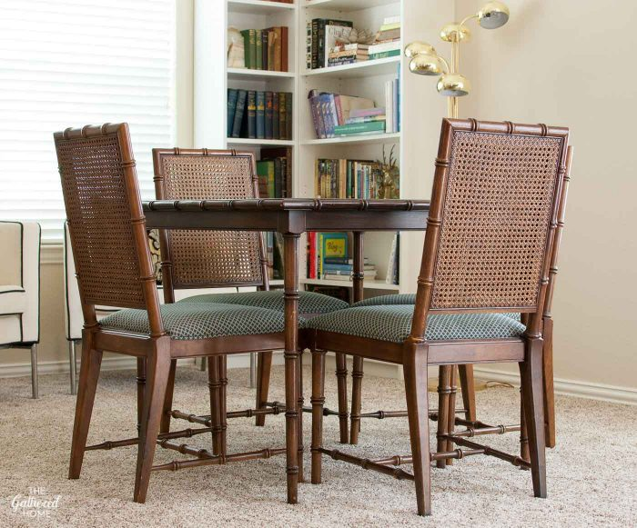 How to Fix a Sagging Dining Chair Seat