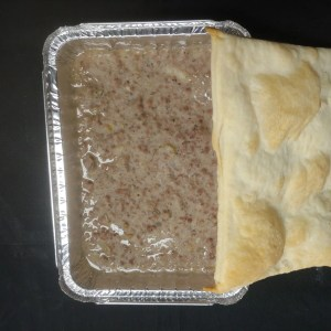 Beef Tourtiere