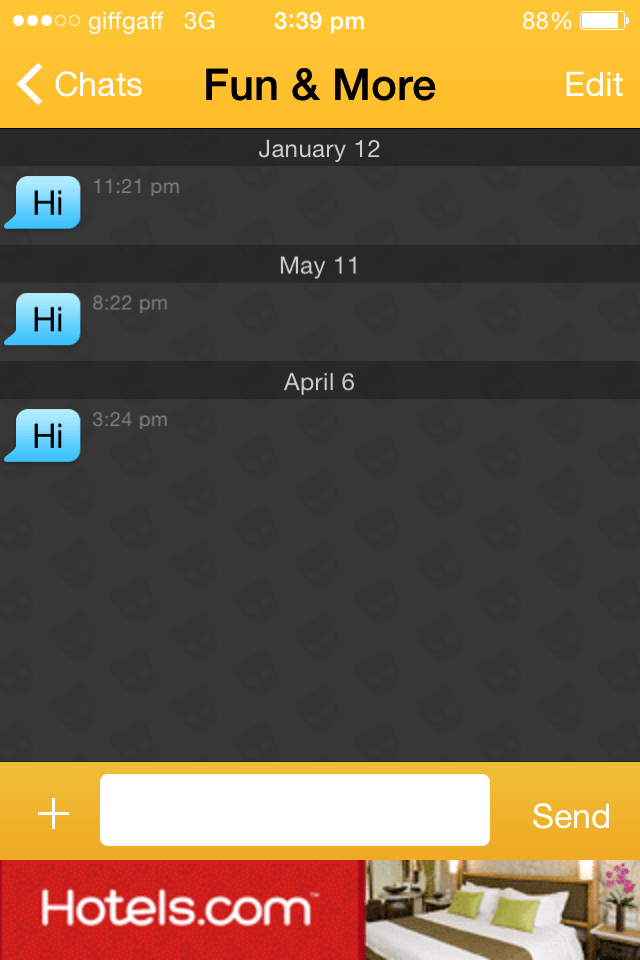 I hate gay dating apps