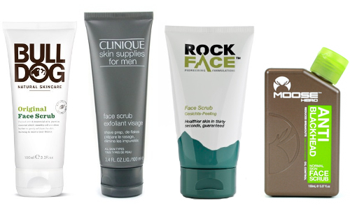 Face Scrubs and Washes