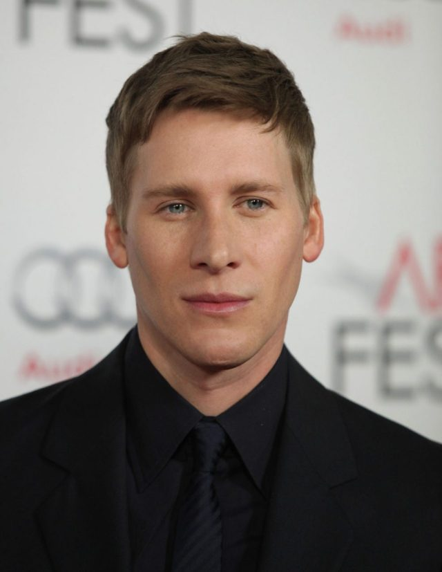Is Dustin Lance Black going to vote Clinton