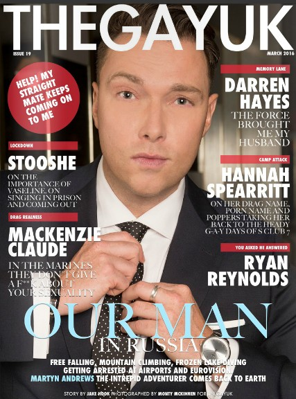 Martyn Andrews Cover