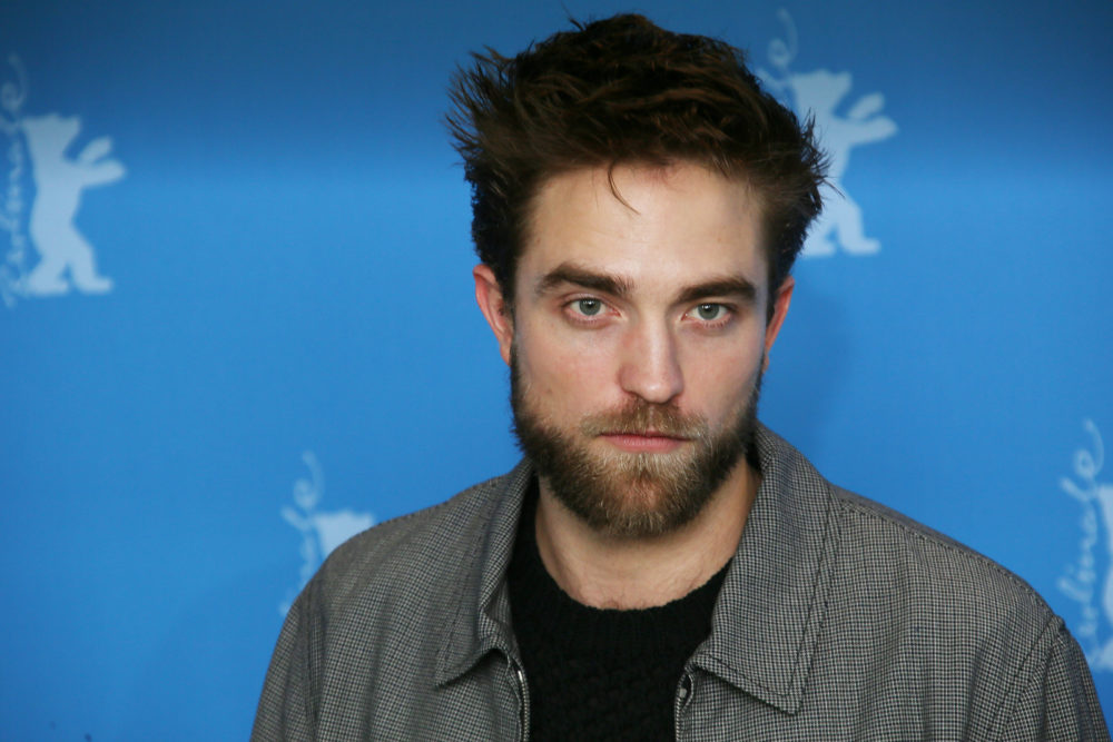 Is Robert Pattinson gay