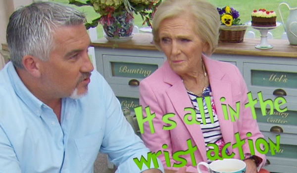 Top gay sounding innuendos on Bake Off