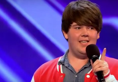 Craig Colton fatter during x factor